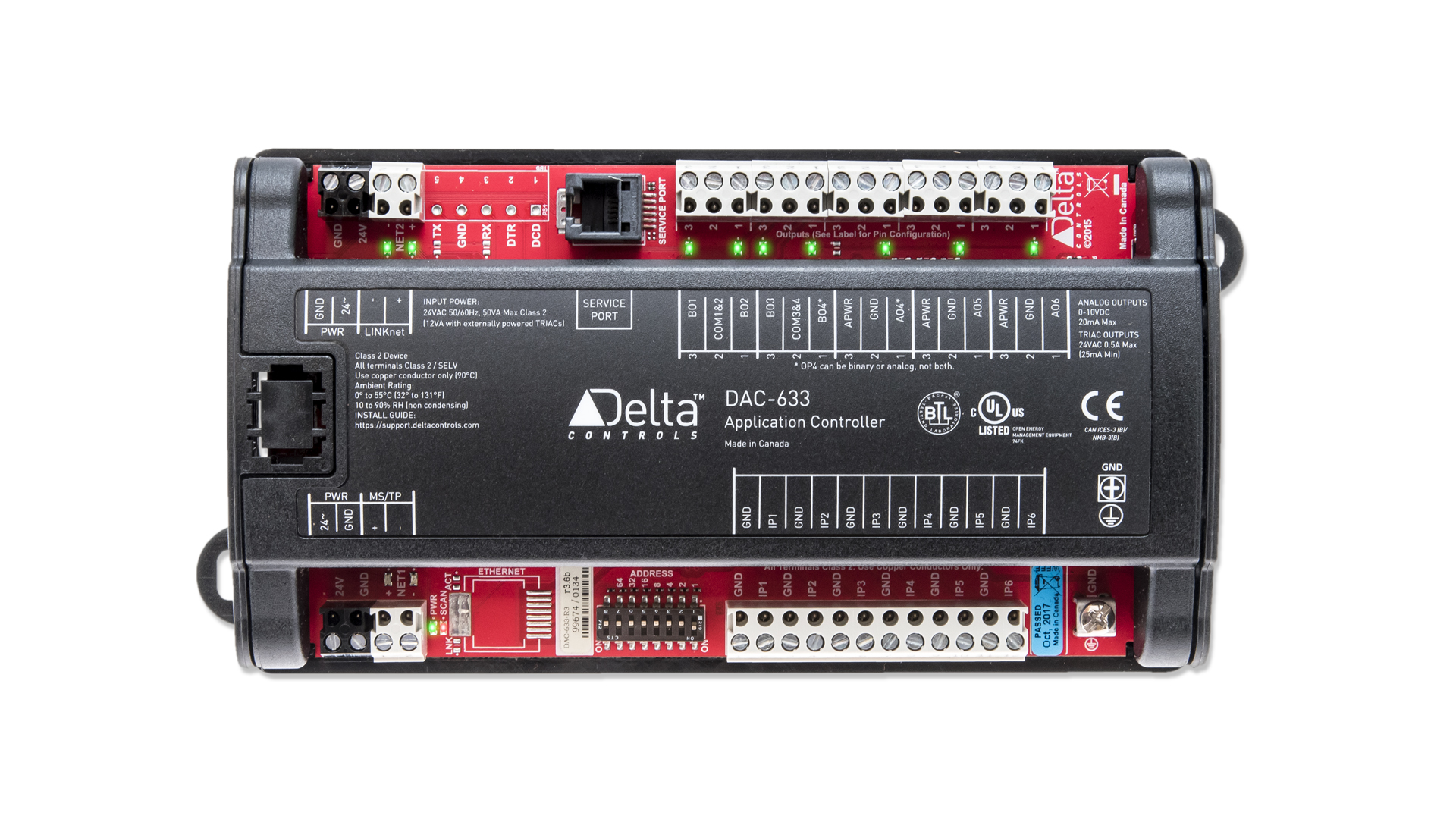 DAC 633