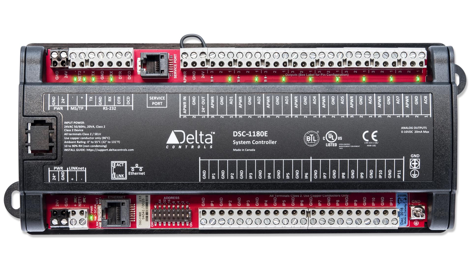 DCS 1180E