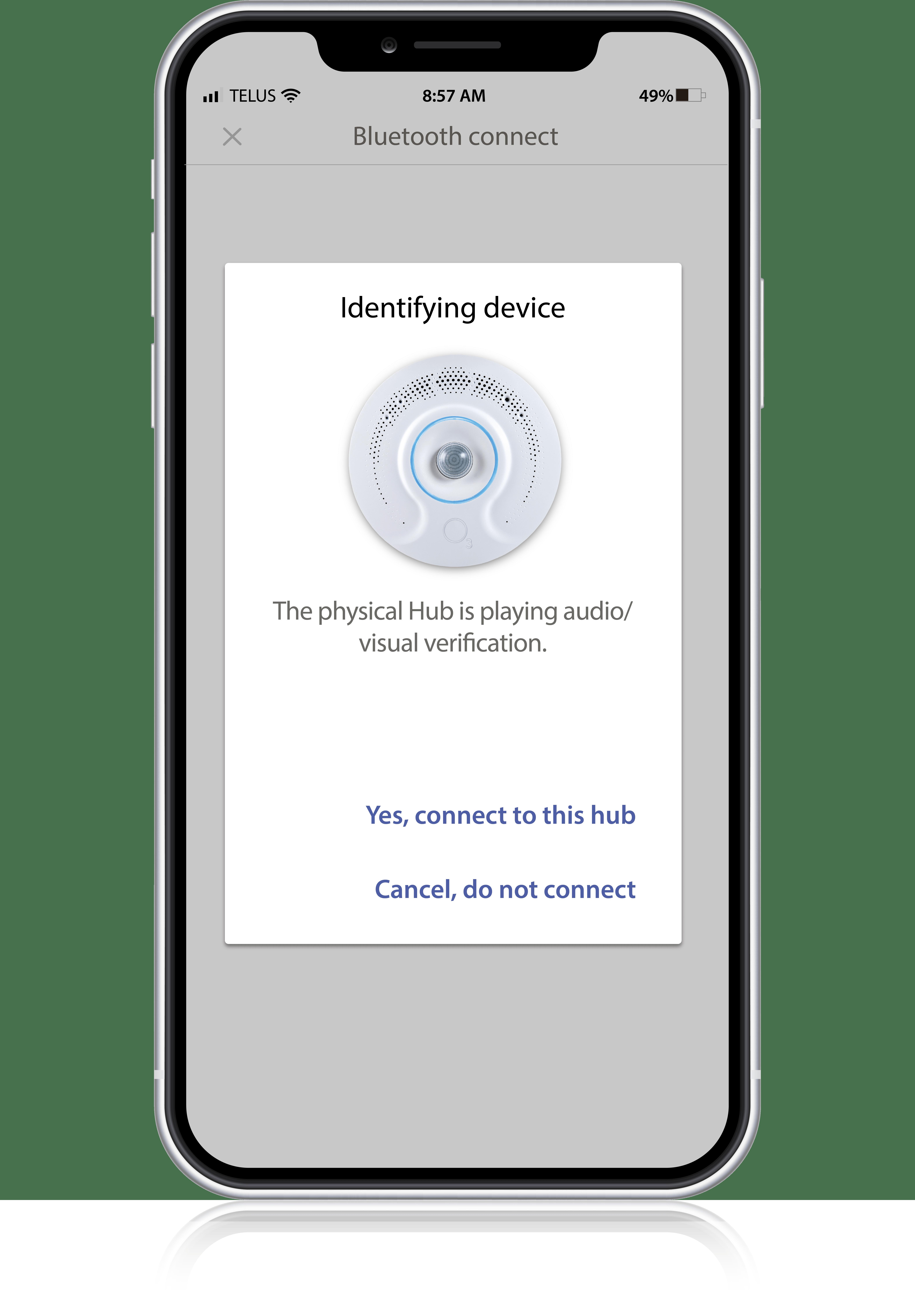 O3 iphone 1 Delta Controls Germany