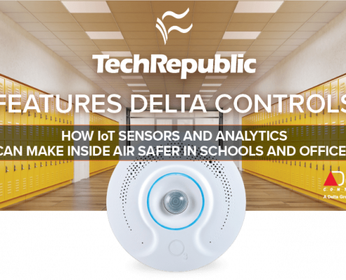 TechRepublic Delta Controls Germany