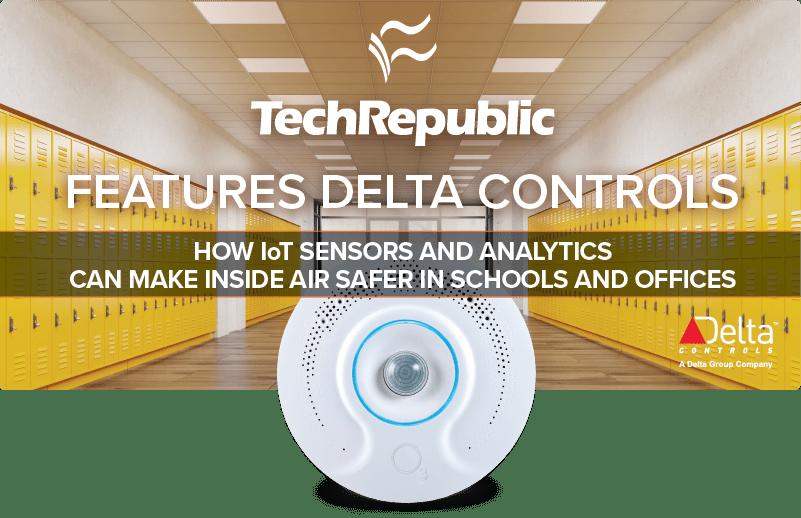 TechRepublic Delta Controls Germany